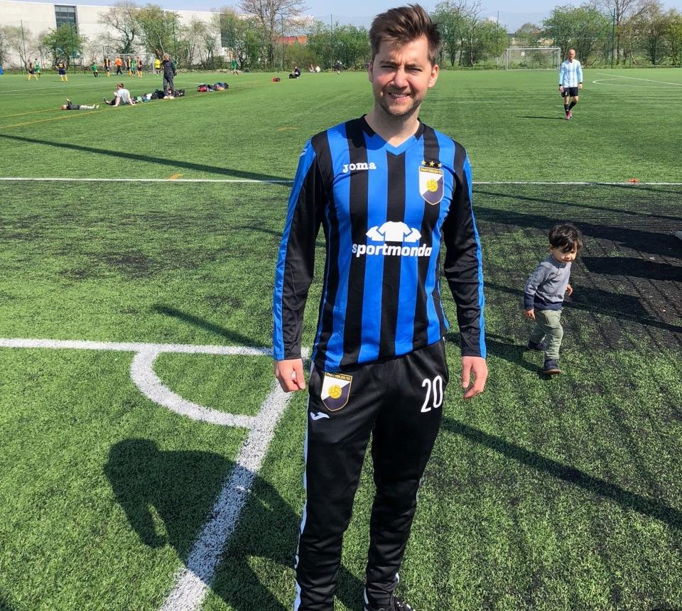 bødekasse fodboldsæt med tryk
