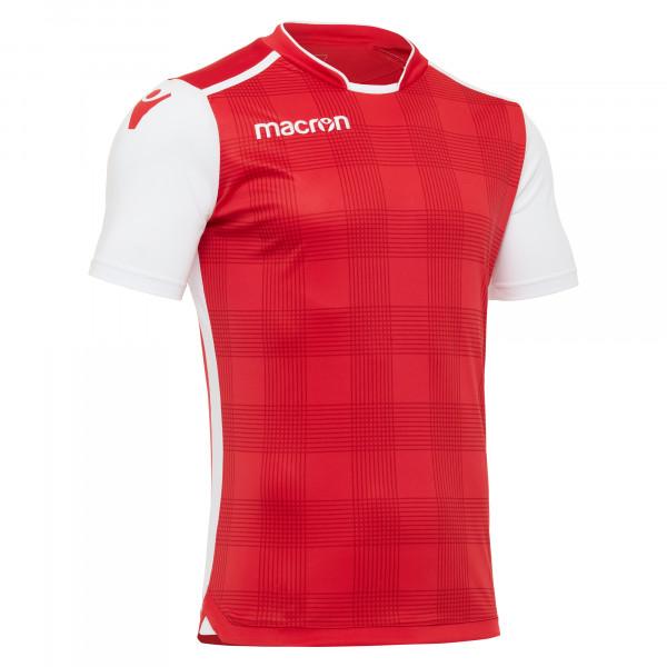 Macron Wezen Rødt fodboldsæt